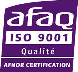 LM FIXATIONS certification afnor ISO 9001